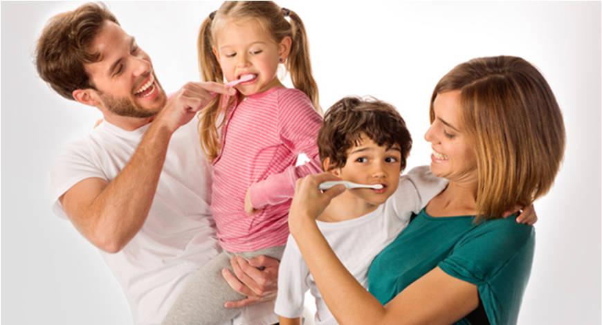 cuidar los dientes de los mas peques